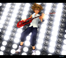 .:Guitar Solo:. by Kairi927