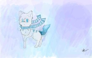 Watercolor dreams by The-stray-cat