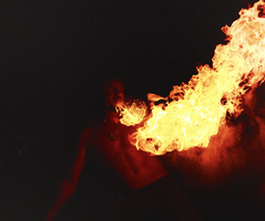 Fire Breather 3 by magicalavatarian