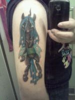 Chrysalis tattoo by illalwaysbe