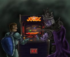 Joust with the Lich King by vorkosigan5