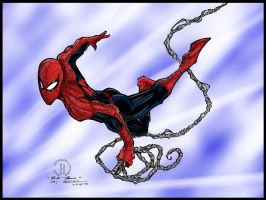 Spidey Colors by devgear
