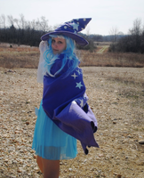 The Great And Powerful Trixie Cosplay by TheEpicFailure