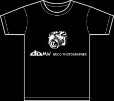 T-shirt photographer by Olovni