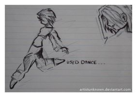Used Dance by ArtistUnknown