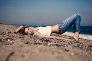 Deep Blues n' jeans 6 by PinkFishGR