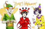 happy trolloween by miraliese