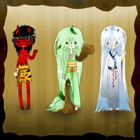 Monster adopts batch :closed: by owodoomkitty