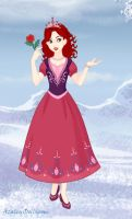 Little Princess Rose Red by LadyIlona1984