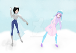 CE: Snowball Fight! by VilaSvemira
