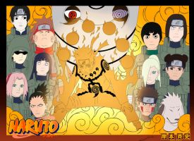 Naruto 515 Cover -Not finished by raphavictor