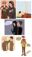 Merthur - random 6 by kneelmortals