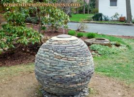 Dry Stone Sphere the Third by Devine-Escapes
