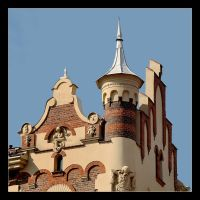 Top Of The House At The Kleparz Market - Cracow by skarzynscy