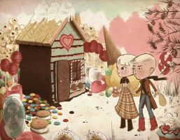 Hansel and Gretel by DRINK-ME