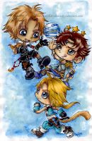 Dissidia BROT3 by KeyshaKitty