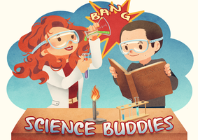 Teen Wolf - Science Buddies by dhauber