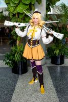 Magical Gunner - Mami Tomoe by SparklePipsi