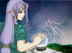Storm Mage - Sirocco by Lesleigh63