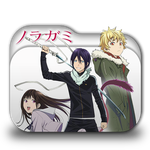 Noragami Folder Icon by AinoKanade