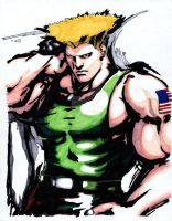 SF4 - Guile by crimsondrgn