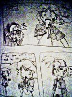Comic page scene by Rin-Anko