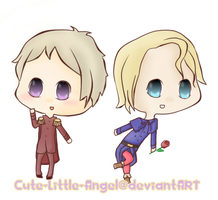 France and Latvia by Cute-Little-Angel