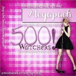 +MEGAPACK.500watchers~ by AWednesdayInACafe