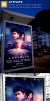 Activate Movie Poster Template by loswl