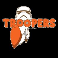 Hooters troopers by yayzus