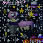 Happy Birthday EverythingAnimations! by W3IRDR3D