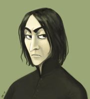 Snape by divine-miss-m