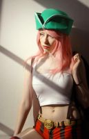 Jewelry Bonney - I'm gonna be the Pirate Queen! by ScaredyCatCosplay