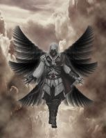 Ezio Angel of Death by dan51390