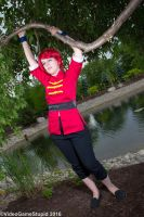 ColossalCon 2016 - Ranma-chan(PS) 13 by VideoGameStupid