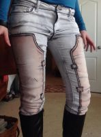 Tales From the Borderlands Fiona Pants by LABINNAK