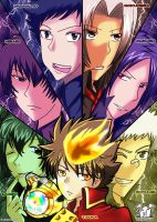 K.H.Reborn: Vongola Family by rairy