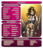 Avengelyne Stats by vipplayer