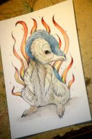 Cyndaquil Pokemon by jessburnett