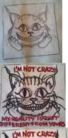 Cheshire cat :D by Iwana-Red