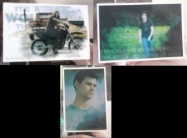My Twilight Jacob Stickers. by Horsey-Luver450