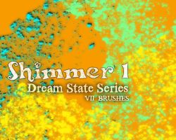 Dream State Series - Shimmer I by JennK777