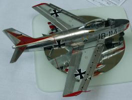 Luftwaffe F-86 by shelbs2