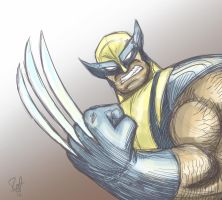Wolverine...bub. by scootah91
