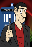 Ninth Doctor by TateShaw