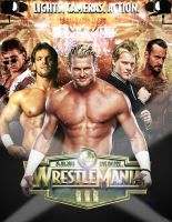 TFW WrestleMania 3 Poster by TheReller