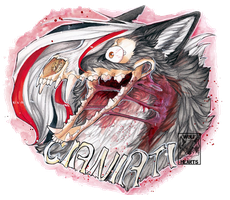 Cianiati Badge by WolfHearts