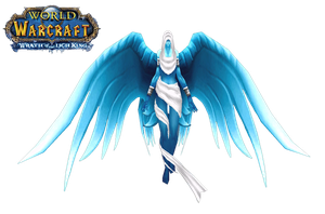 WoW Spirit Healer Cut Out by atagene