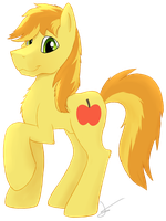 Braeburn :3 by CrusierPL