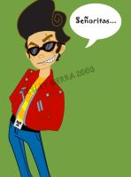 Too Cool Manny by hep-kitten
